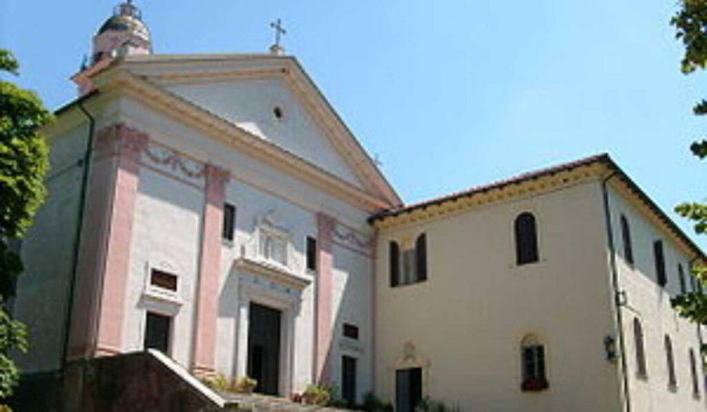 Santuario di Nostra Signora di Montebruno