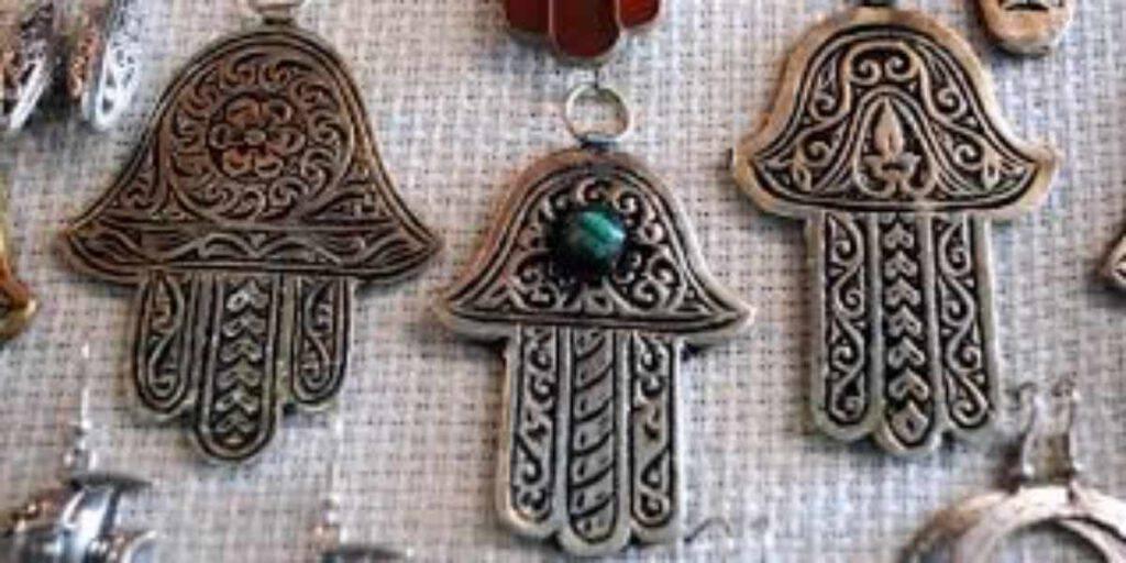 Mano di Fatima - occhio di Dio