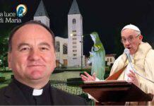 Medjugorje nuovo vescovo a Mostar nomita da papa Francesco