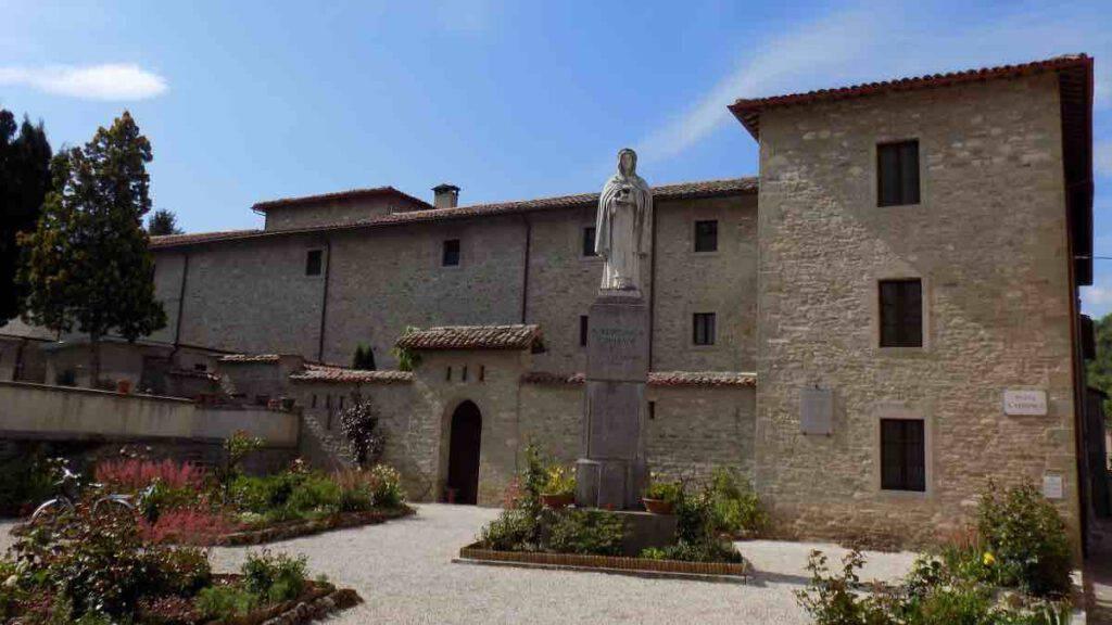 Il monastero di santa Veronica Giualiani