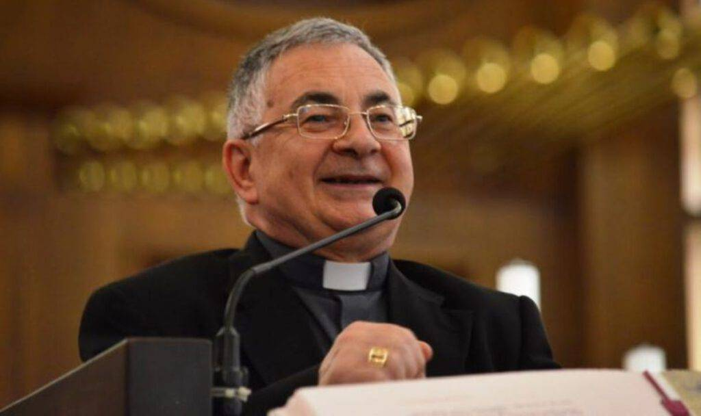 Monsignor Luigi Renzo