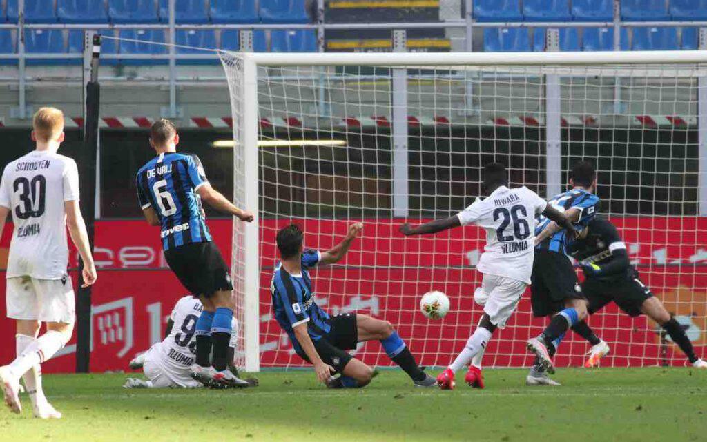 Musa Juwara gol inter bologna