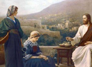 Vangelo Marta e Maria