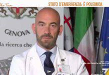 Bassetti conferma la fine dell'emergenza sanitaria causa Covid