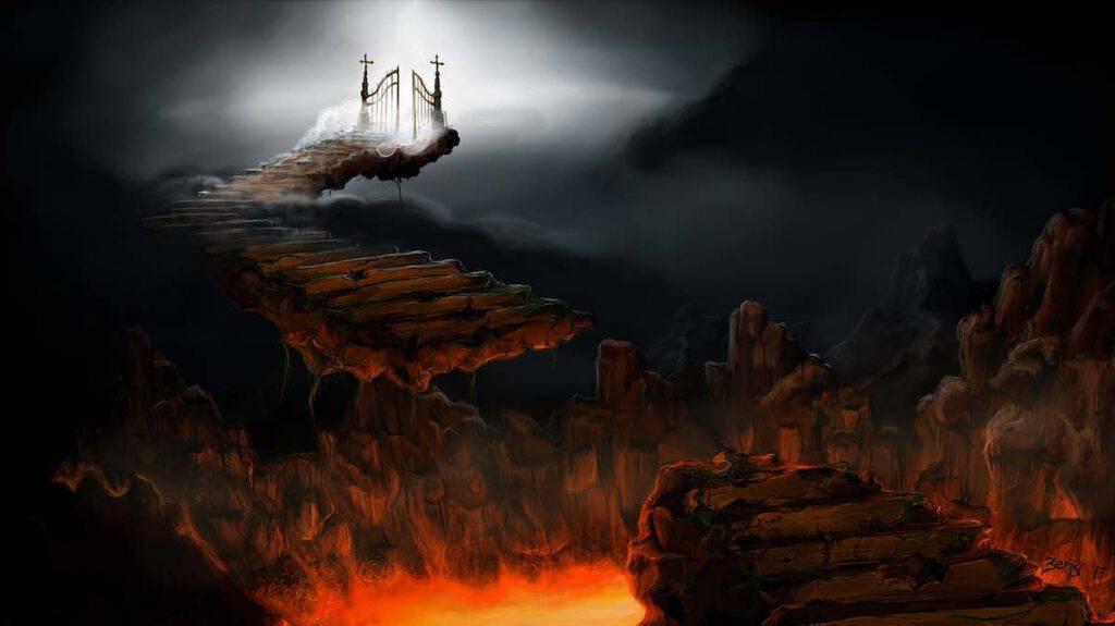 La terribile visione dell'inferno ai pastorelli di Fatima