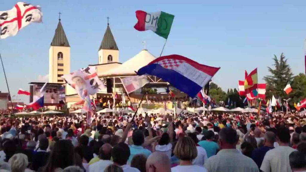 Inizia il Festival dei Giovani 2020 a Medjugorje