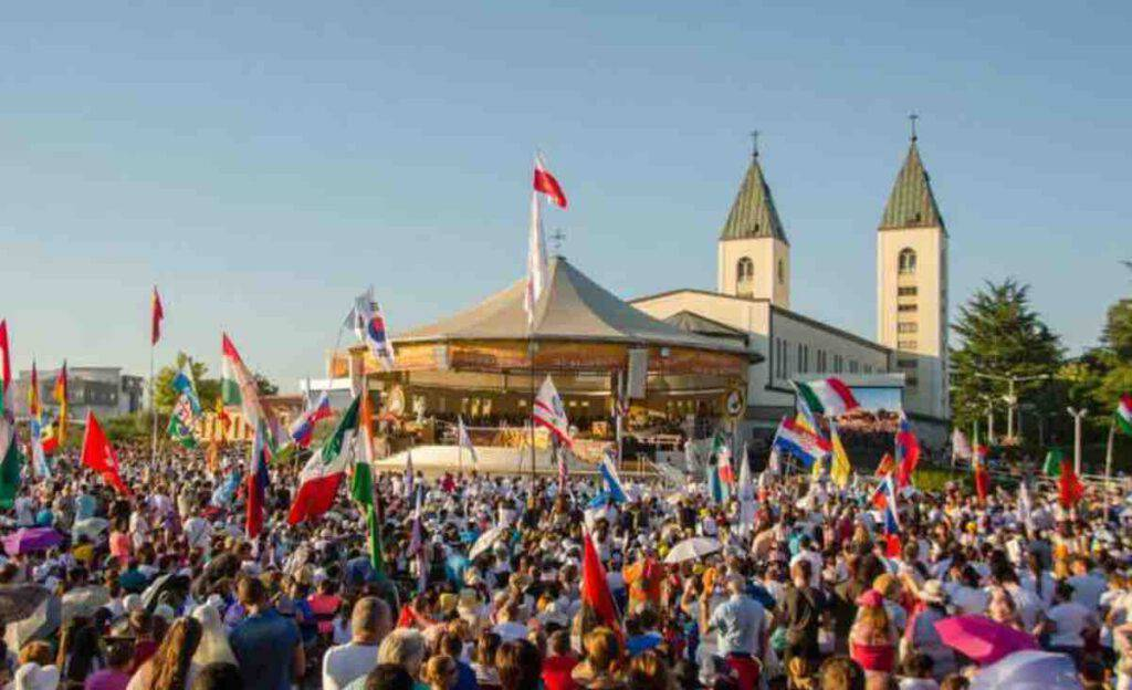 E' arrivata la notizia da Medjugorje: il Festival dei Giovani 2020 è confermato.