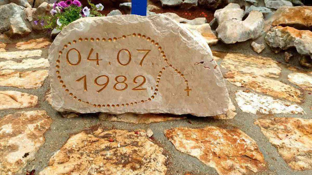 Croce Blu: il luogo dov'è nato il gruppo di preghiera del veggente Ivan di Medjugorje