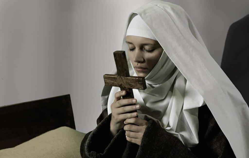 Santa Veronica e il sio amore per Gesù Crocifisso
