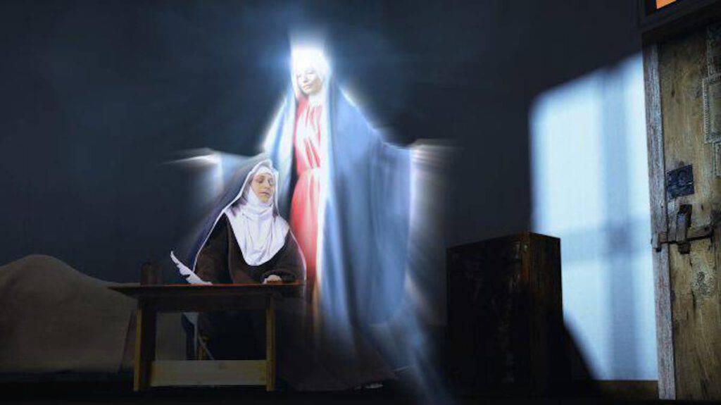 """La Madonna diceva a Santa Veronica Giualiani:""""Cuore del mio cuore"""""""