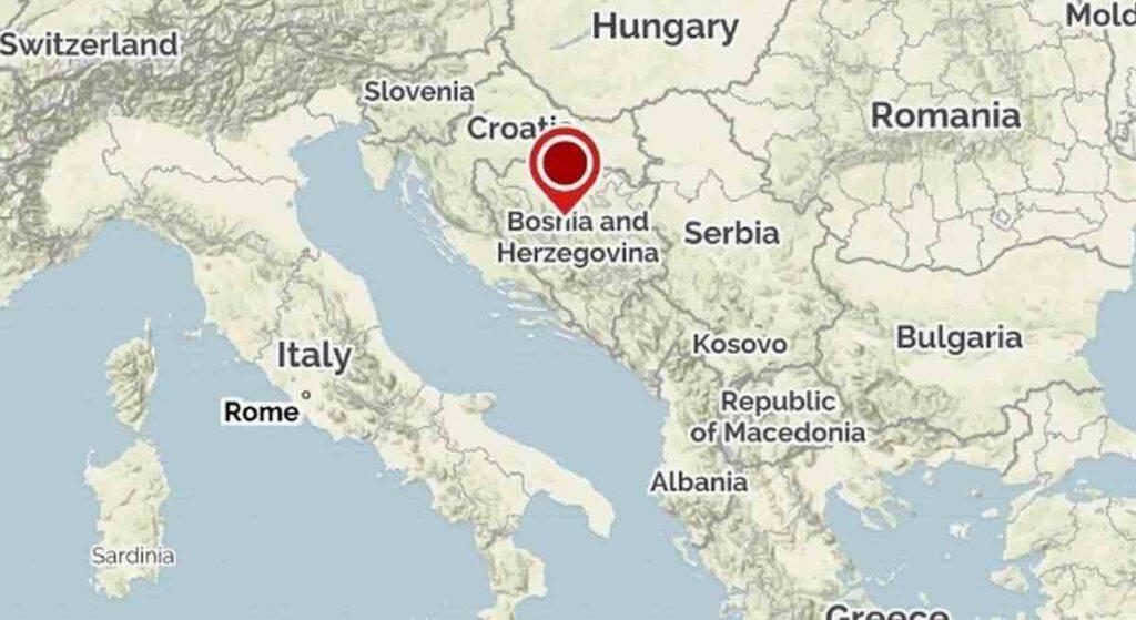 Di nuovo il terremoto a Medjugorje