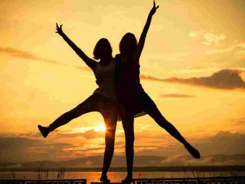 Coronavirus - amicizia