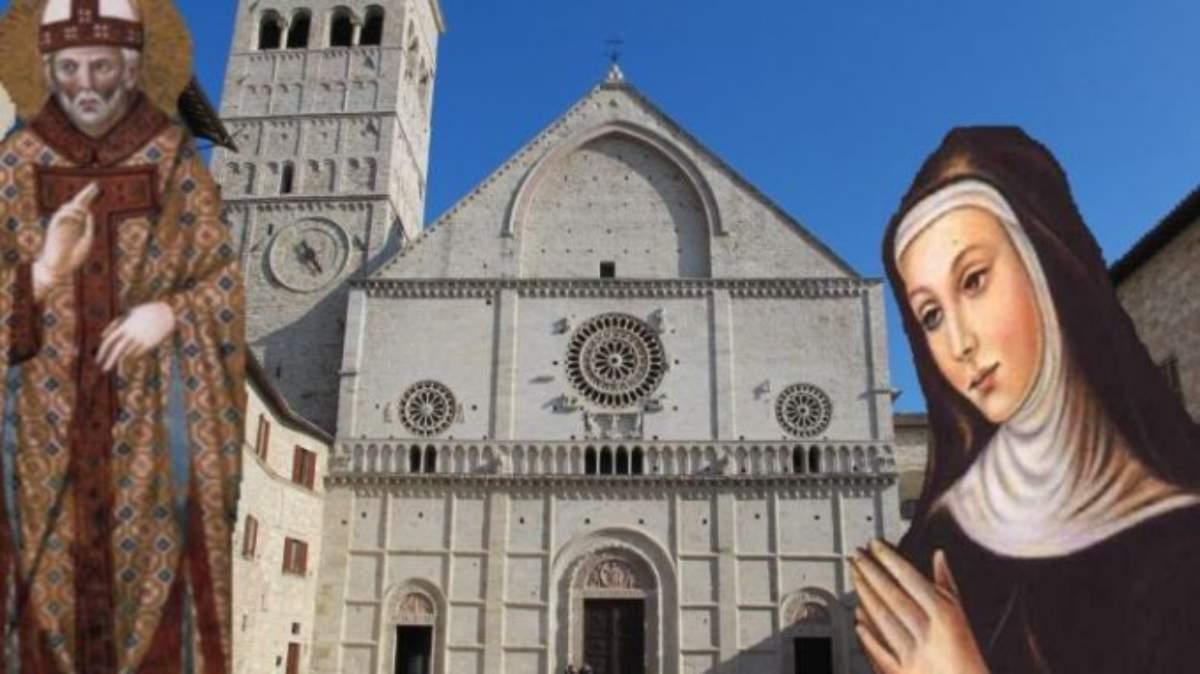 La preghiera ai Santi Chiara e Rufino ad Assisi – come seguirle