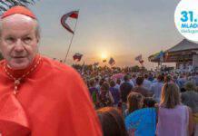 Il cardinale Shonbor grato a Papa Francesco per Medjugorje