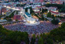 Per la prima volta, papa Francesco interviene al Festival dei Giovani