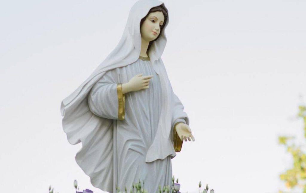 La presenza della Madonna al Festival dei Giovani 2020 a Medjugorje