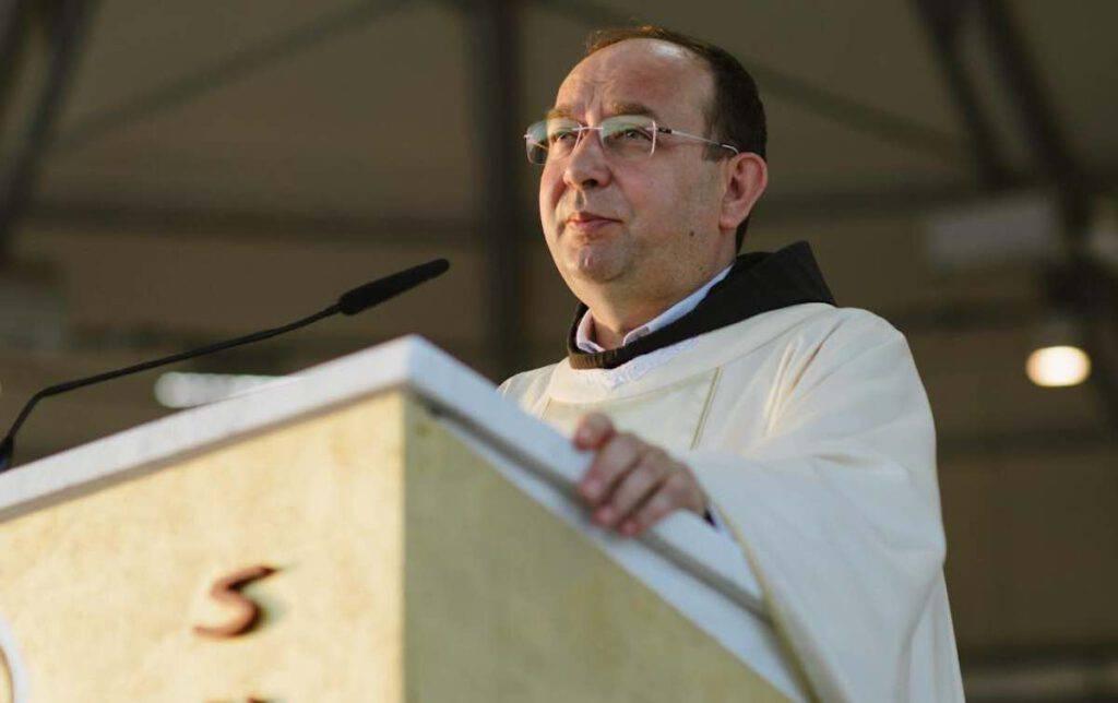 Padre Milenko Steko e la sua forte catechesi al festival dei Giovani 2020 a medjugorje