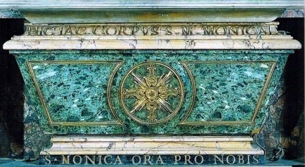 santa monica tomba