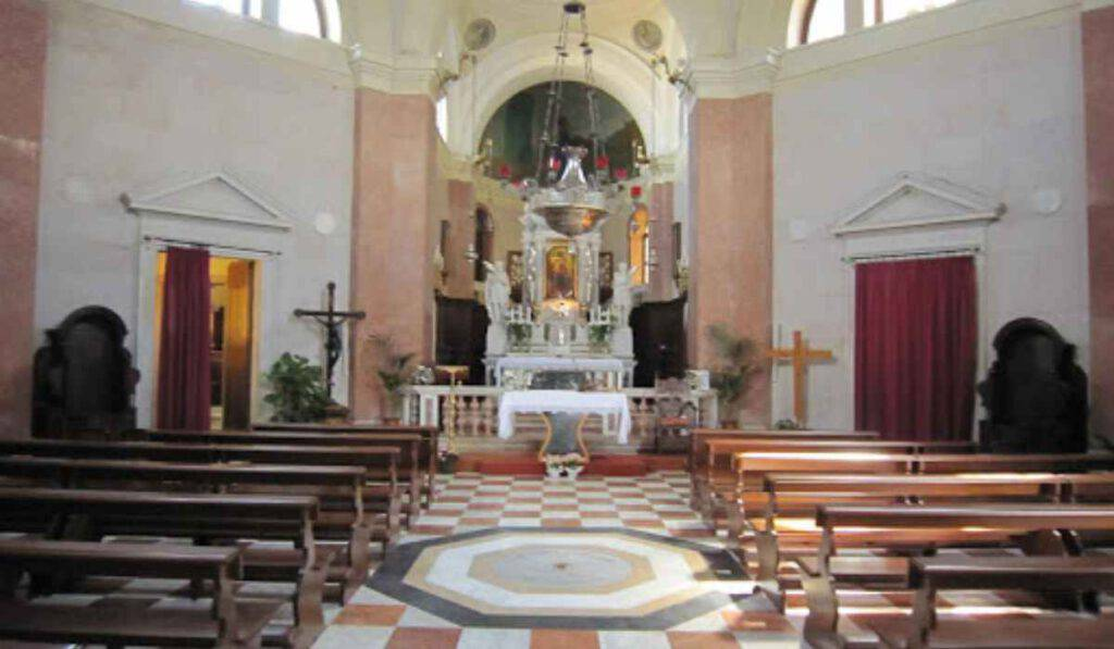 santuario Madonna del Carmelo di Pellestrina