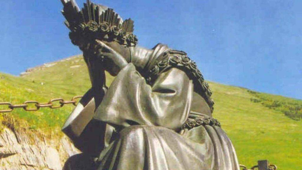 La Madonna de La Salette