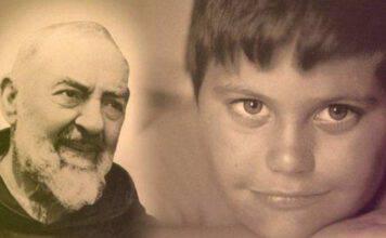 Matteo Pio Colella e San Pio