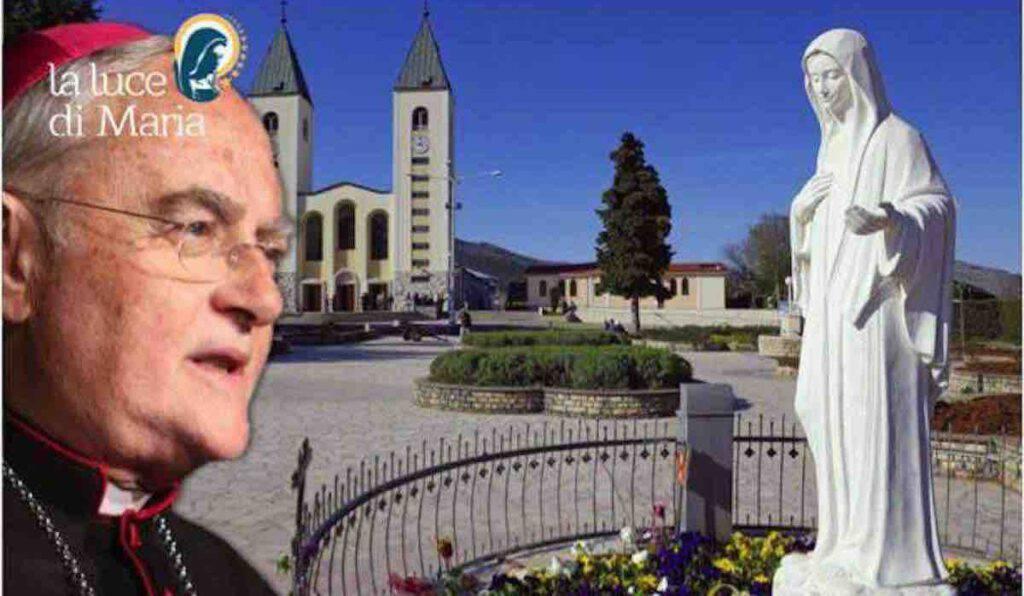 Le ultime rivelazioni di Mons Hoser su Medjugorje