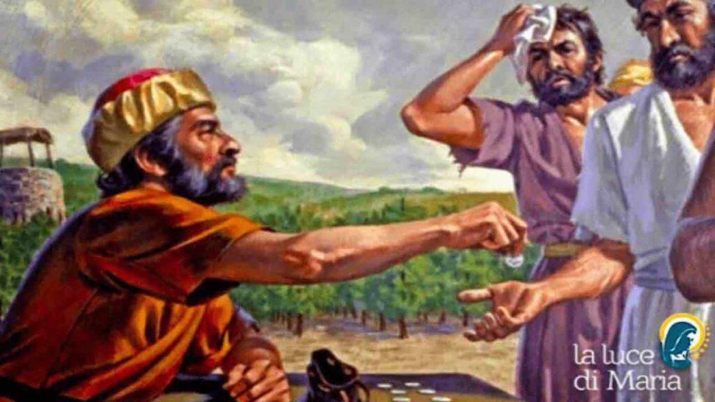 Vangelo Matteo 20,1-16
