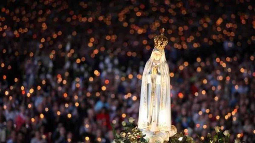 Il 13 settembre a Fatima appare una luce misteriosa in cielo