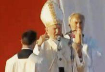 Giovanni Paolo II condanna pubblicamente la mafia