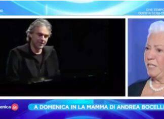 Andrea Bocelli nacque 62 anni fa grazie al coraggio della madre