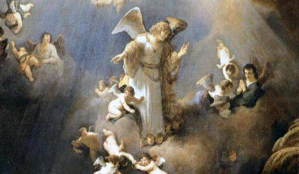 santi angeli