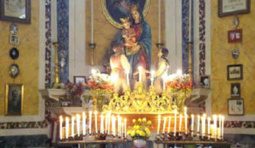 Madonna di Roverano