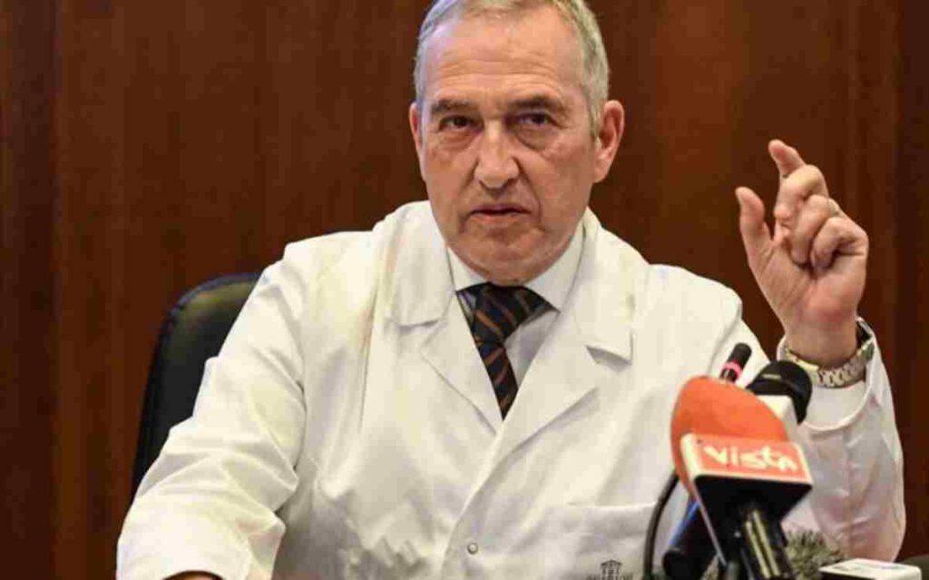 Dottor Francesco Vaia