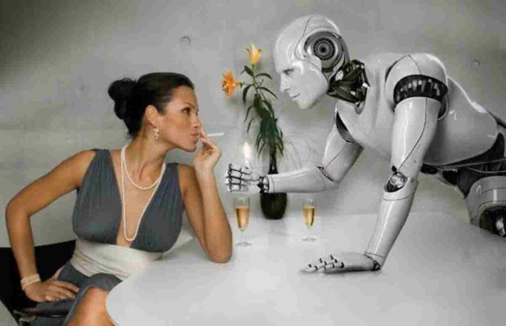 fidanzato robot