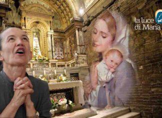 Madonna Vicka Loreto apparizione