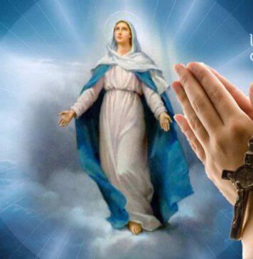 Madonna apparizioni - storia Rosario