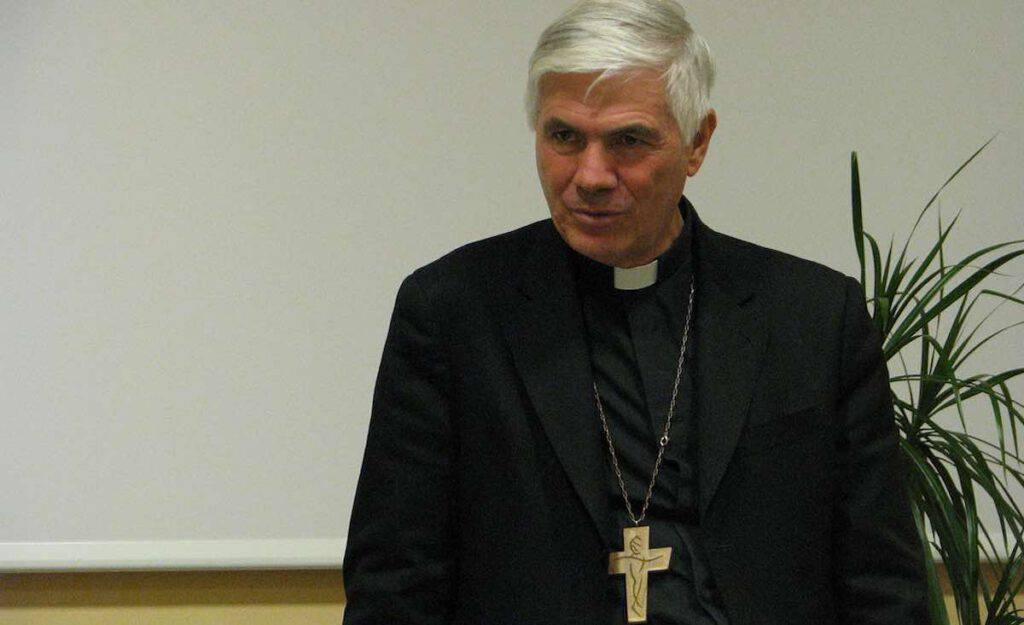 Notizia shock: Mons D'Ercole dà le dimissioni