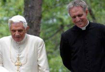 Mons Georg chiede preghiera per Benedetto XVI
