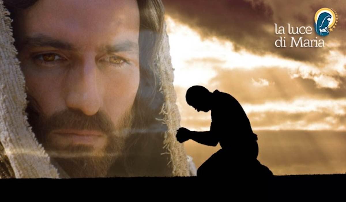 Preghiera sera - Martedi