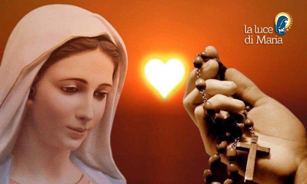 Promesse Maria prega Rosario
