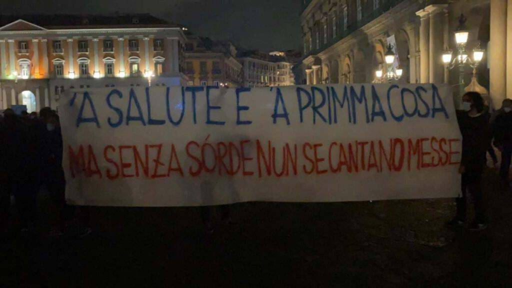 Dpcm - proteste
