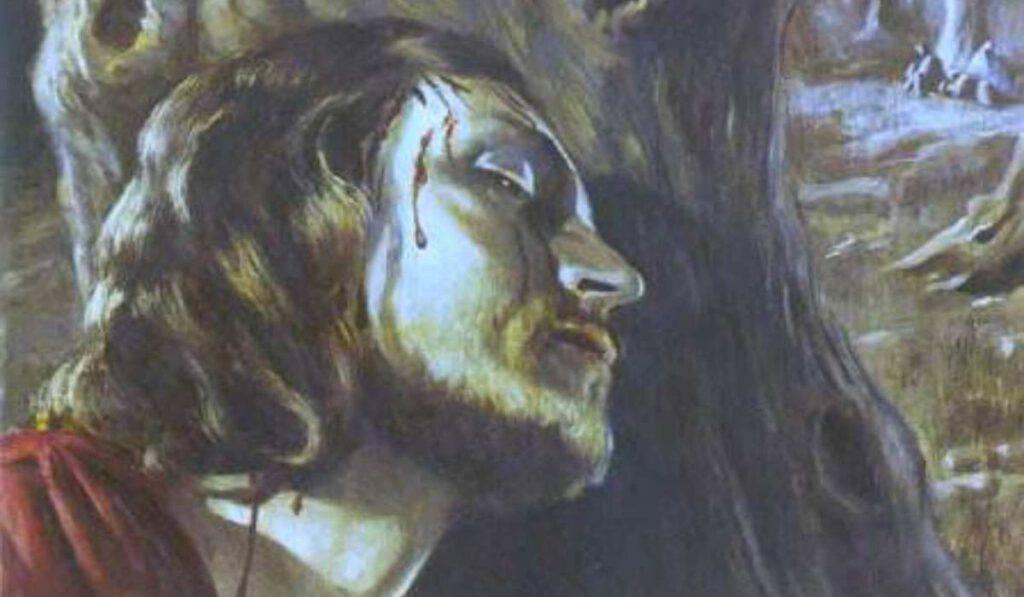 Gesù Getsemani Passione di Cristo