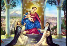 madonna del rosario - giovedì