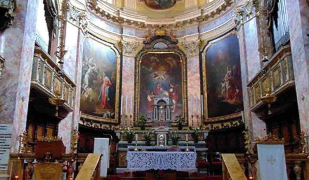 Madonna della Gamba