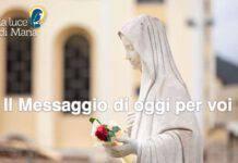 Medjugorje. il messaggio della Madonna per oggi