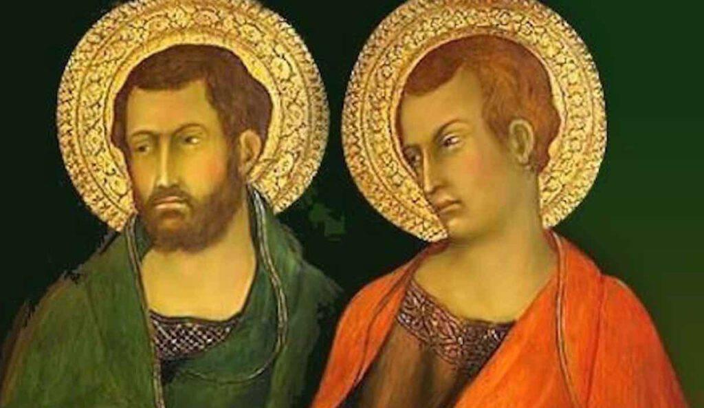 Novena ai Santi Simone e Giuda Taddeo