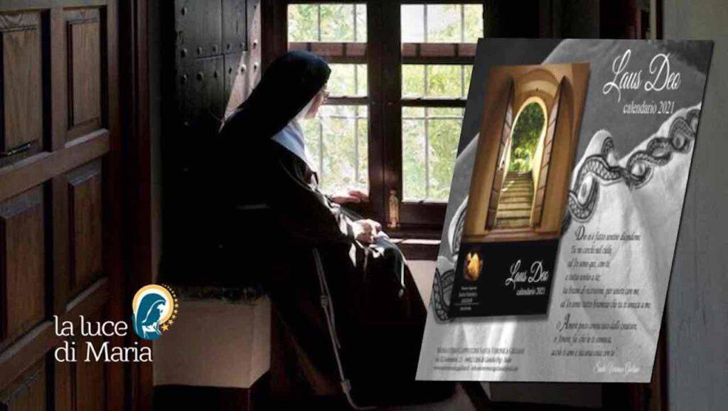 Calendario Monache clausura
