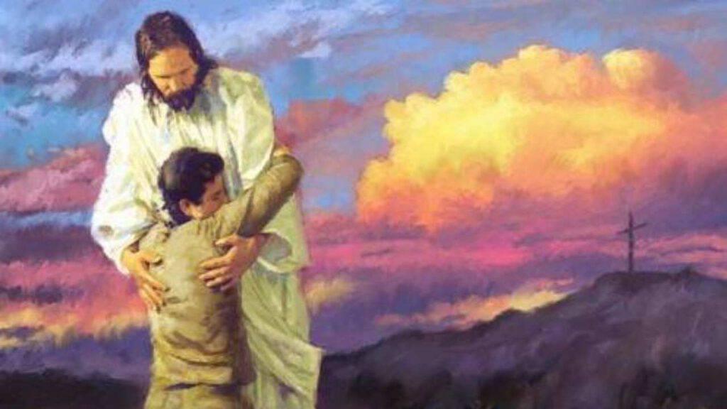 Dio non ci abbandona mai