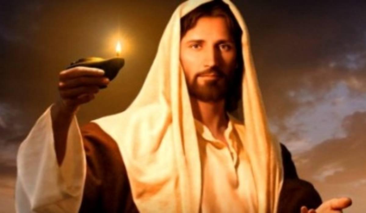 Gesù luce he non se ne va
