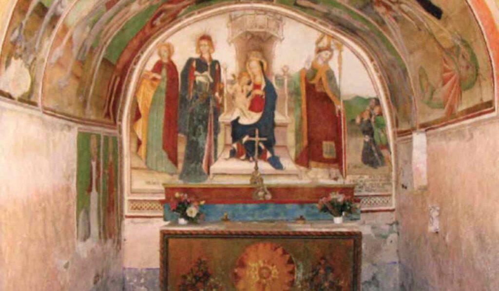 Santuario Madonna degli Olmetti